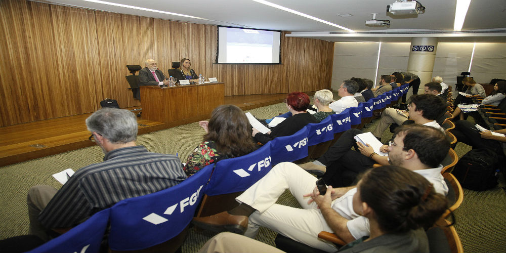 FGV debates on the Economic challenges in the Atlantic